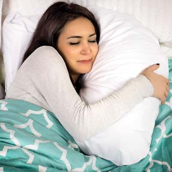2. DMI U Shaped Contour Body Pillow