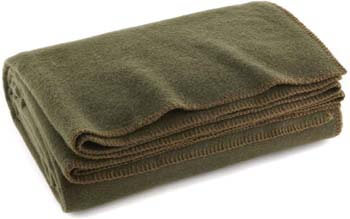 9. Ever Ready First Aid Wool Blanket