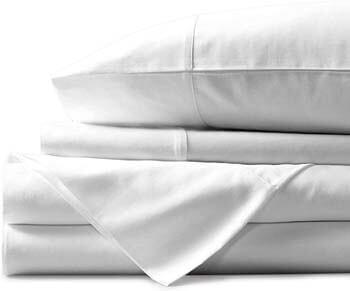 6. Mayfair Linen 100% Egyptian Cotton Sheets