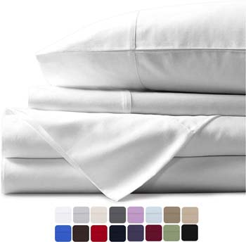 4. 500 Thread Count 100% Cotton Sheet