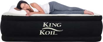 10. King Koil Queen Air Mattress