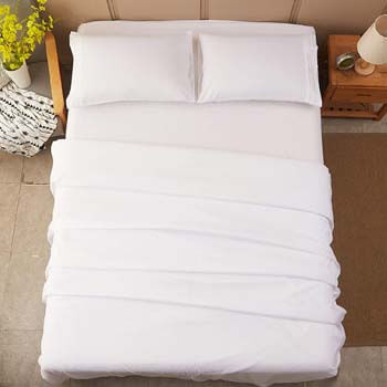 10. SONORO KATE Bed Sheet