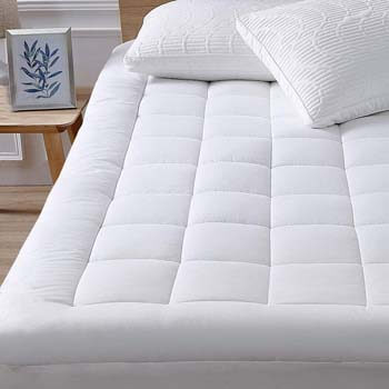 2. Oaskys King Mattress Pad Cover Cooling Mattress