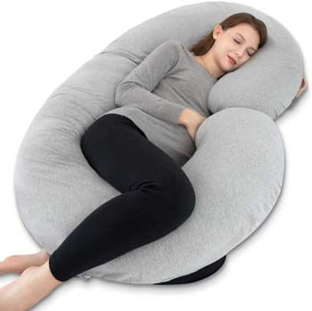 10. Pregnancy Pillow