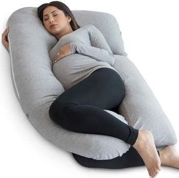 7. PharMeDoc Pregnancy Pillow
