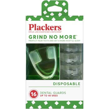 9. Plackers Grind No More Dental Night Guard for Teeth Grinding