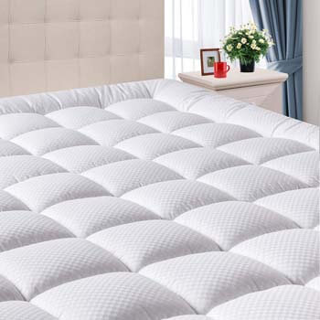 8. DOMICARE California King Mattress