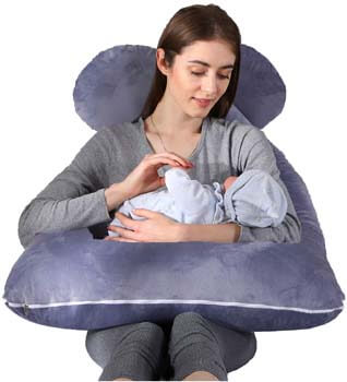 6. Moxuan Pregnant Women's Pillows