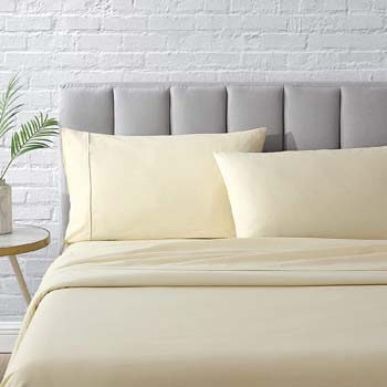 3.Organic Cotton Sheet Set