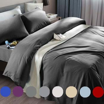 7. SONORO KATE Bed Sheet